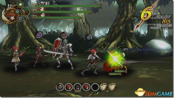 《堕落军团》游戏背景介绍:《鬼泣》的RPG形态