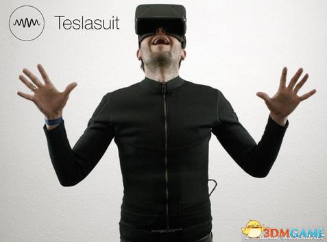 穿上Teslasuit紧身衣 让你真真切切体验虚拟现实