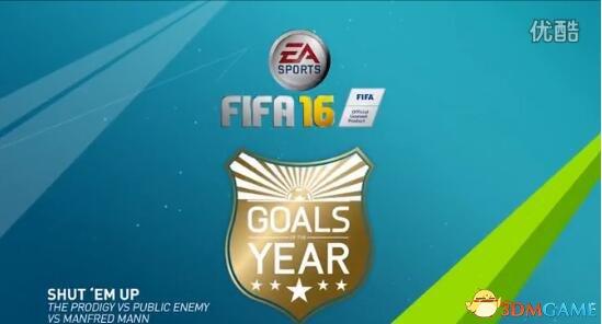 FIFA16精彩进球视频
