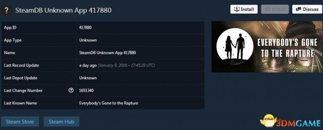 大伙儿就在Steam上开采过《万众狂热》的一望可知