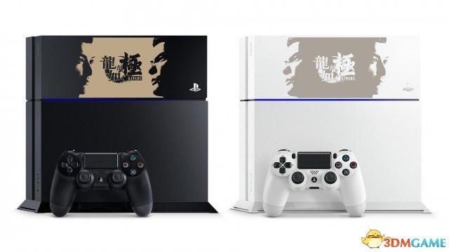 宗旨限定版PS4,正式表露
