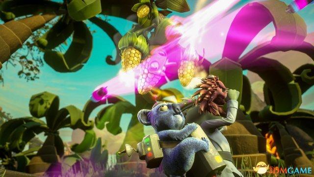 <b>《植物大战僵尸:花园战争2》或是今年首个射击大作</b>