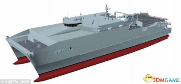 美海军巨资打造船舰遭大浪损坏 修理需百万美元