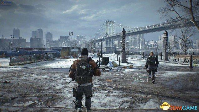 《全境封锁》PC版游戏画面要远好于主机版画面