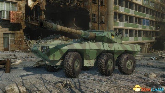 <b>体验现代坦克大战 黑曜石新作《装甲战争》大更新</b>