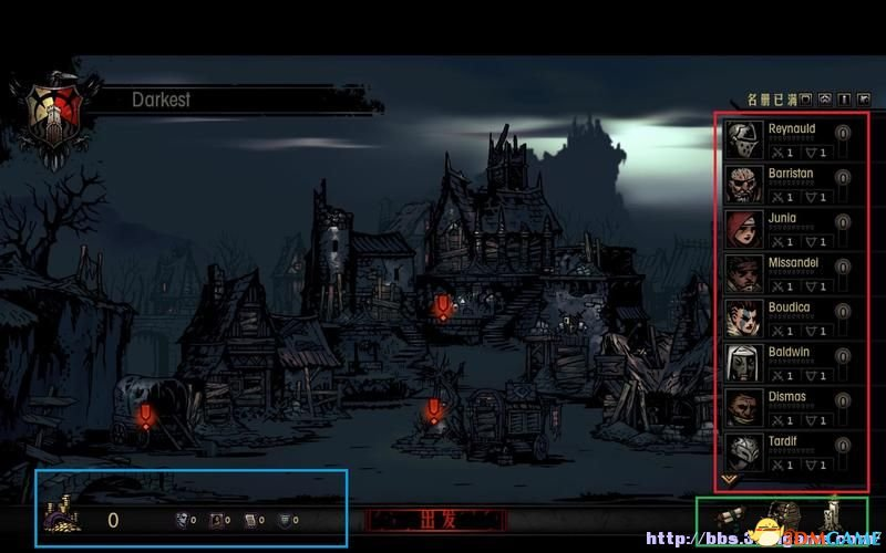 暗黑地牢 图文全教程攻略 游戏系统全解析