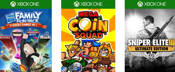Xboxlive折扣