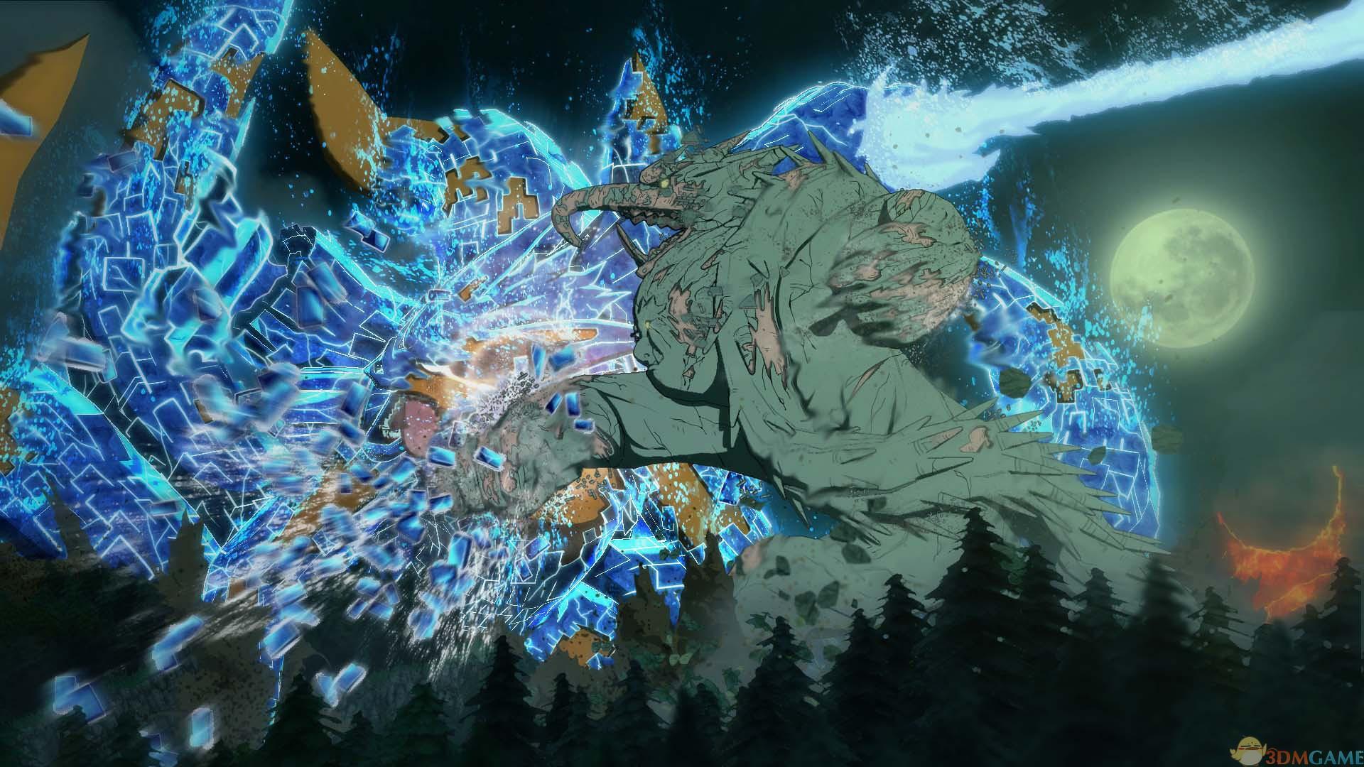 火影忍者:究极忍者风暴4 7号升级+破解补丁[3DM]