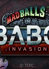 《疯狂球巴布入侵》(Madballs in Babo:Invasion) 繁体中文