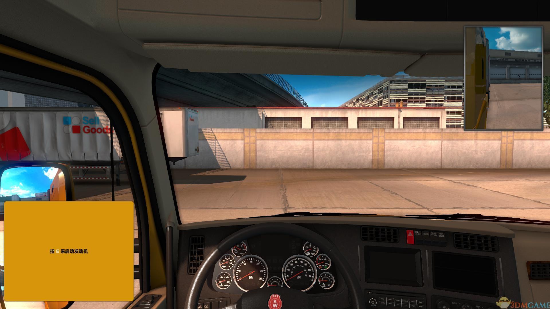 《美国卡车模拟/American Truck Simulator》v1.41.1.61s集成怀俄明州全DLC免安装中文版