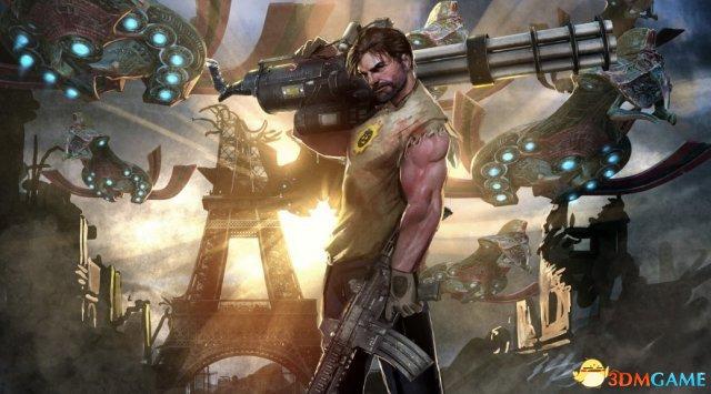 《英雄萨姆4》将采用防盗版系统 画面更加华丽