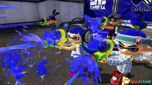 《喷射美少女》销量突破400万 跻身Wii U十大游戏