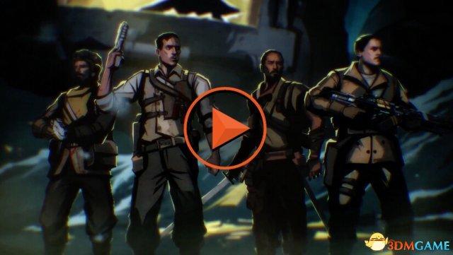<b>古堡求生之路 《使命召唤12:黑色行动3》僵尸DLC</b>