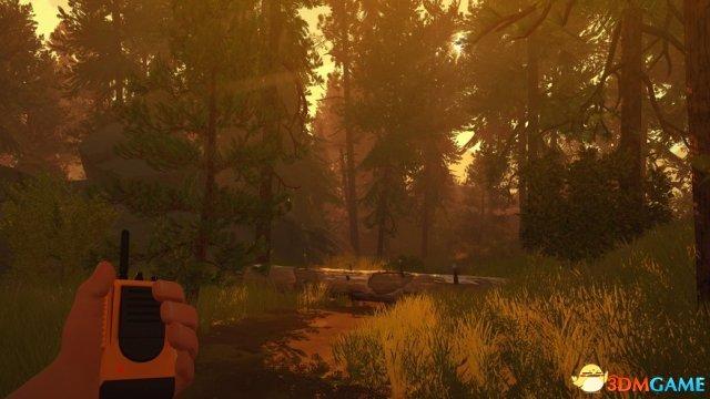 无论你是想了解《看火人》的画面还是游戏风格