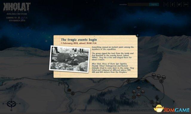 《乌拉尔山》是一款IMGN.PRO制作并发行的困兽犹斗