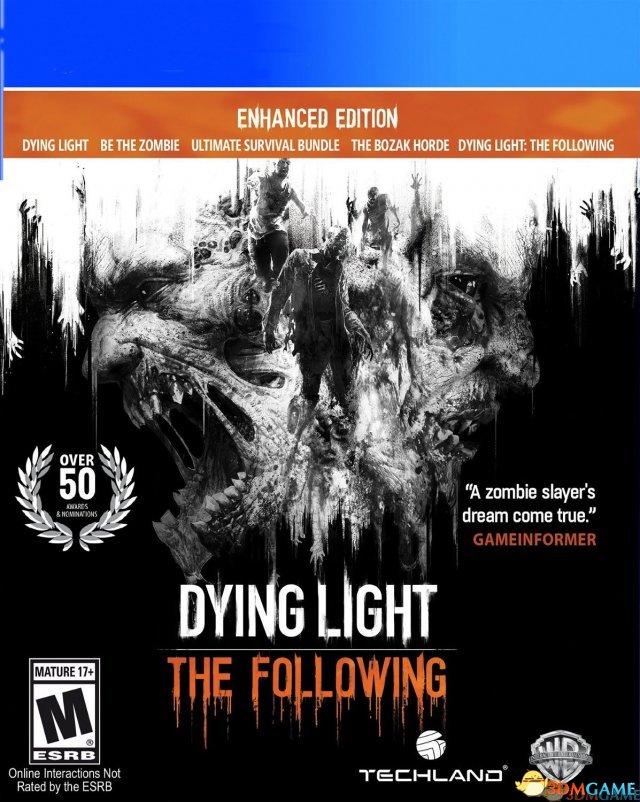 《消逝的光芒:加强版》集成DLC免安装未加密版