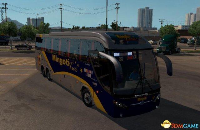 美国卡车模拟BUSMOD