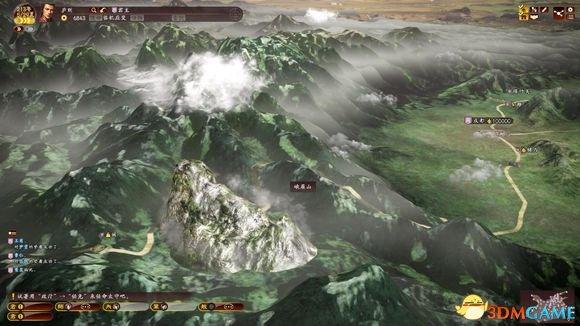 三国志威力加强版_三国志13全地图特殊景点一览十三个景点图汇总_www.3dmgame.com