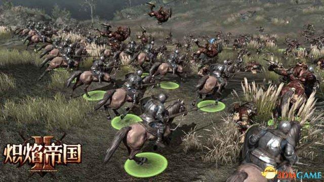 狂战!史诗级战略动作《炽焰帝国2》最强陆战单位
