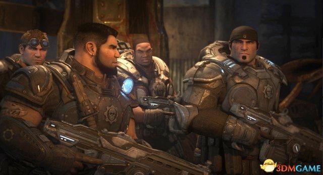 《战争机器:终极版》免安装PC中英文正式版下载