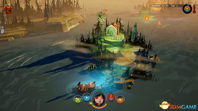 《洪潮之焰》今日发售 宣传片和实际游玩截图欣赏