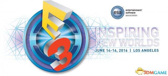 开发商参加E3,国内腾讯完美在列