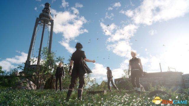 《最终幻想15》本月12日召开粉丝大会 公布新情报