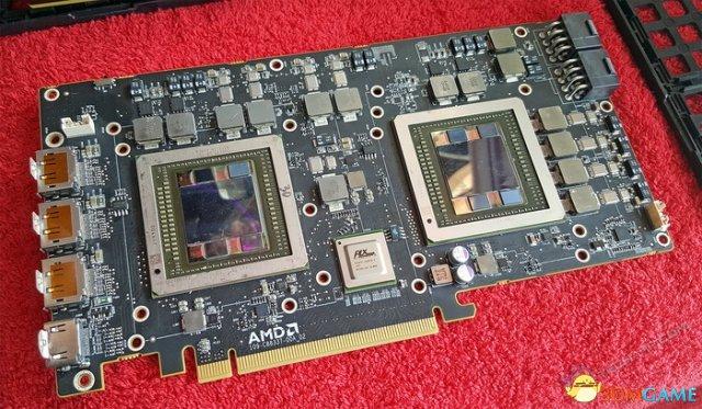 还是那么小巧!AMD最强双芯卡皇Fury X2全曝光
