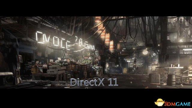 微软发布DX12宣传片 确认《正当防卫3》支持DX12