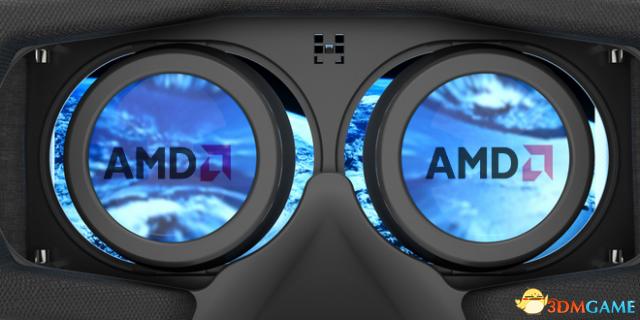 现在的VR都是垃圾!AMD表示要出16K分辨率真VR