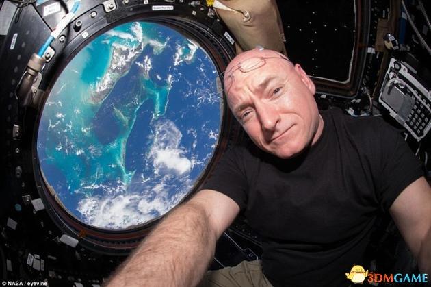 美国宇航员讲一年太空生活:每天欣赏日出16次