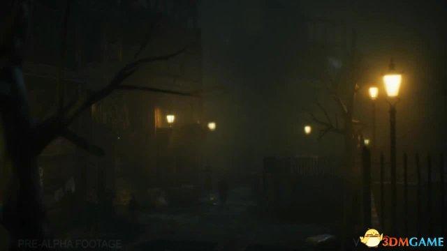 玩家扮演的吸血鬼在面对多个敌人时