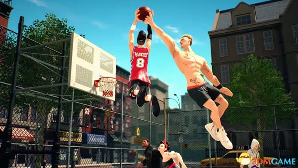 还原度堪比端游黑龙江11选5,3on3街头篮球