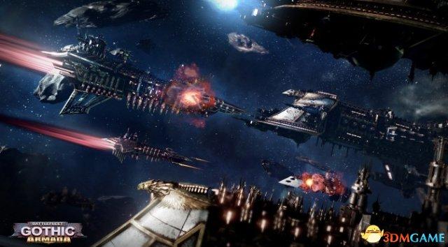 《哥特舰队:阿玛达》PC版配置信息发布 最低560