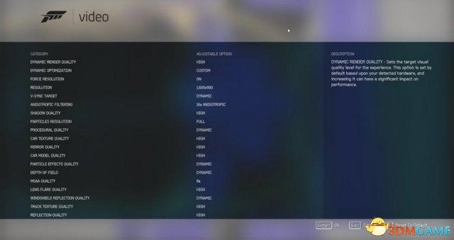 《极限竞速6》PC版画质选项和截图泄露 画面很美