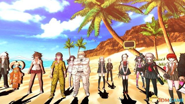 《超级弹丸论破2》配置需求公布 PC版首批截图欣赏