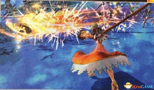 无双新作《Fate/EXTELLA》扫图 美女厮杀不慎露底