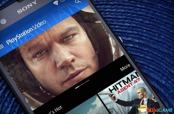 串流服务 索尼发布Android版PlayStation视频应用