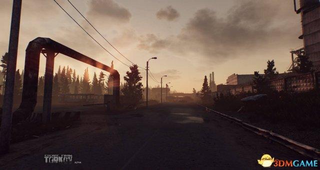 《逃离塔科夫》新高清截图展示游戏大环境与气