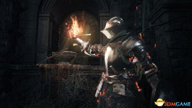 《黑暗之魂3》骑士试玩视频出炉 BOSS战相当精彩