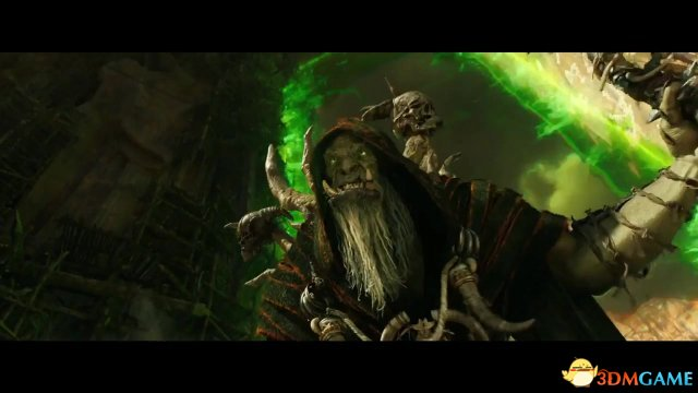 《魔兽》再发预告 吴彦祖版古尔丹正脸首次曝光