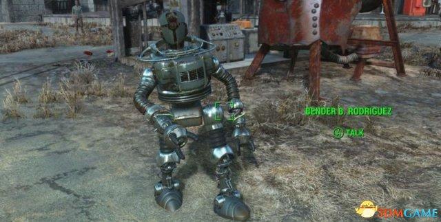 真是脑洞大开 电影中超经典机器人《辐射4》都能造