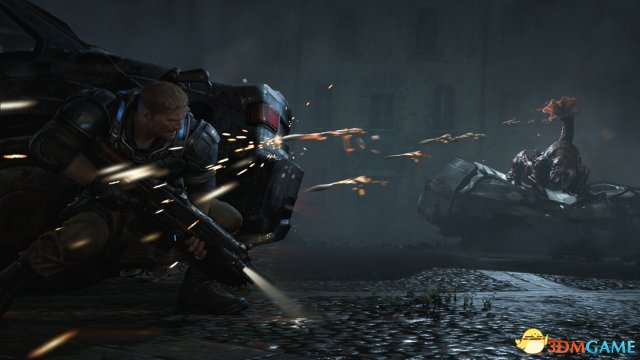<b>《战争机器4》将开启一个新三部曲 世界观更庞大</b>