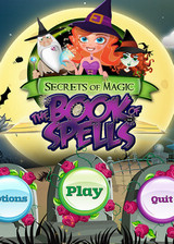 魔法的秘密:魔法之书 英文硬盘版