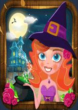 魔法的秘密:魔法之书 游戏截图