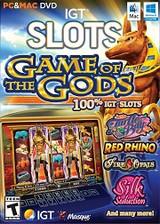 IGT游戏机:上帝游戏 英文硬盘版