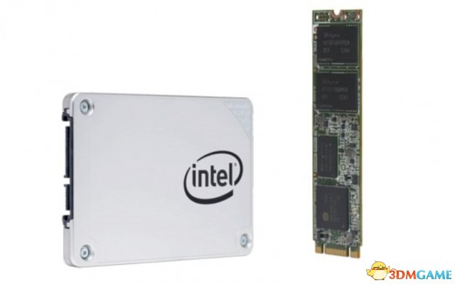 Intel连发四款TLC SSD 闪存颗粒为16nm TLC NAND