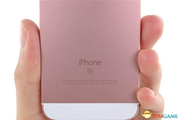 把用户坑死了!iPhoneSE和iPhone6S易于翻新作假