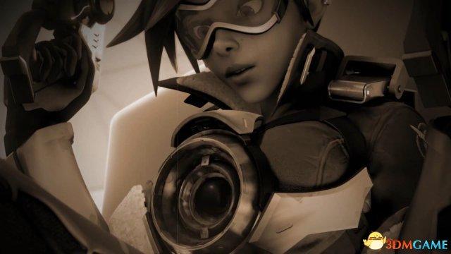 《风暴英雄》新角色猎空技能介绍 瞬移技太过强大