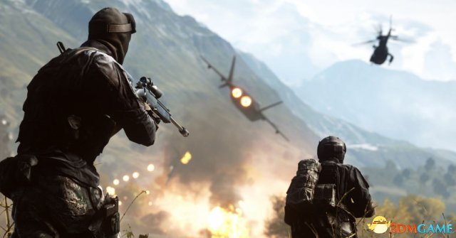 《战地5》已经被秘密展示 二战游戏开发商赞叹不已
